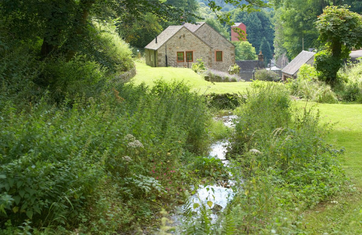 Click here for more about Mill Race Cottage