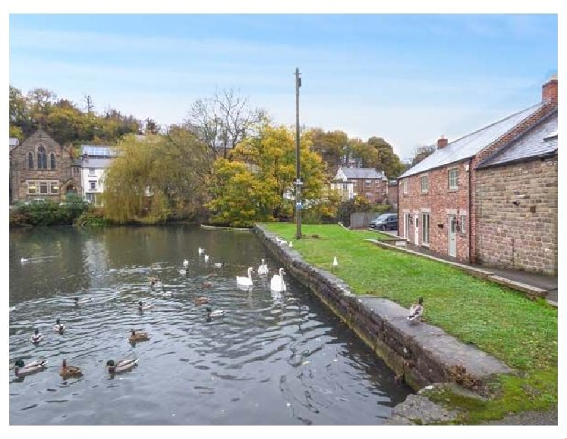 Click here for more about Smithy Cottage on the Mill Pond