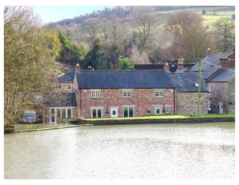 Click here for more about Weir Cottage on the Mill Pond