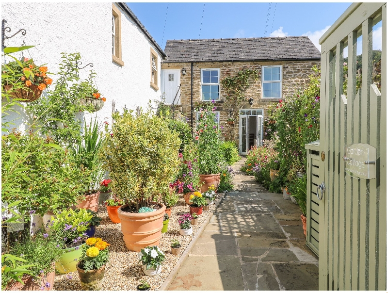 Click here for more about Garden Cottage