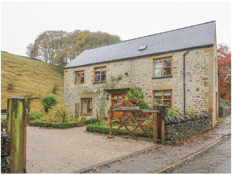 Click here for more about Brookside Cottage